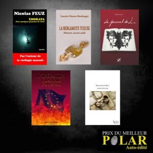 Prix du meilleur polar auto-édité