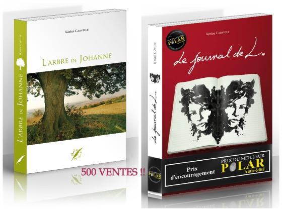 JO ET L 500 ventes - pub1