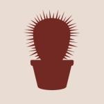Nouvelle donne. Cactus logo