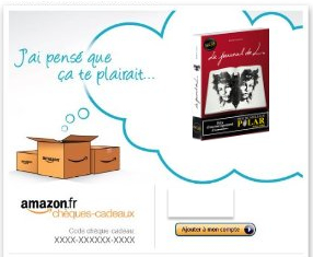 Un ebook Le journal de L. offert