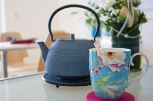 thé du matin